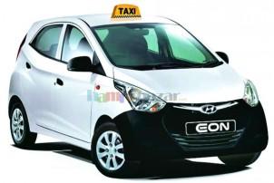 Hyundai A/C taxi service in nepal