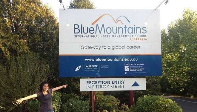 Meet Blue Mountains International Hotel Management School!
