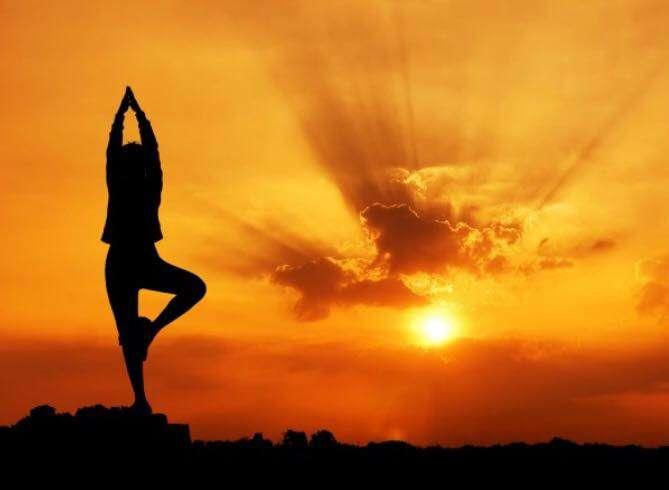 Morning Yoga at Amore