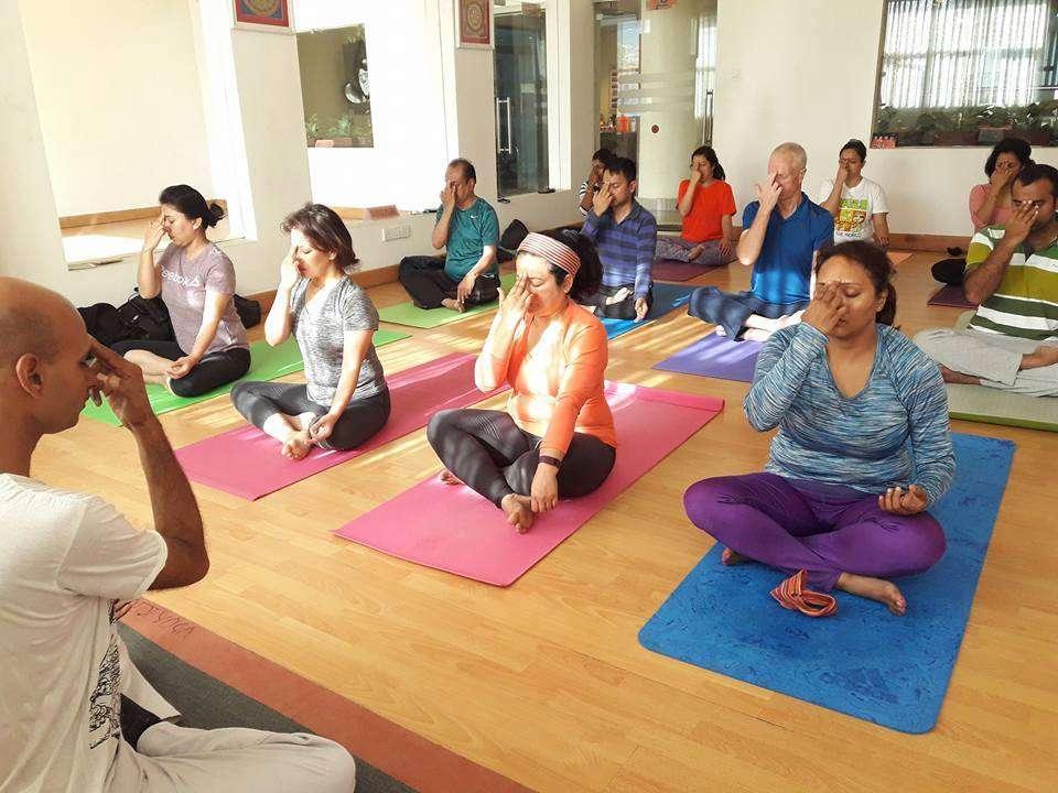 Ancient Practice of Pranayama