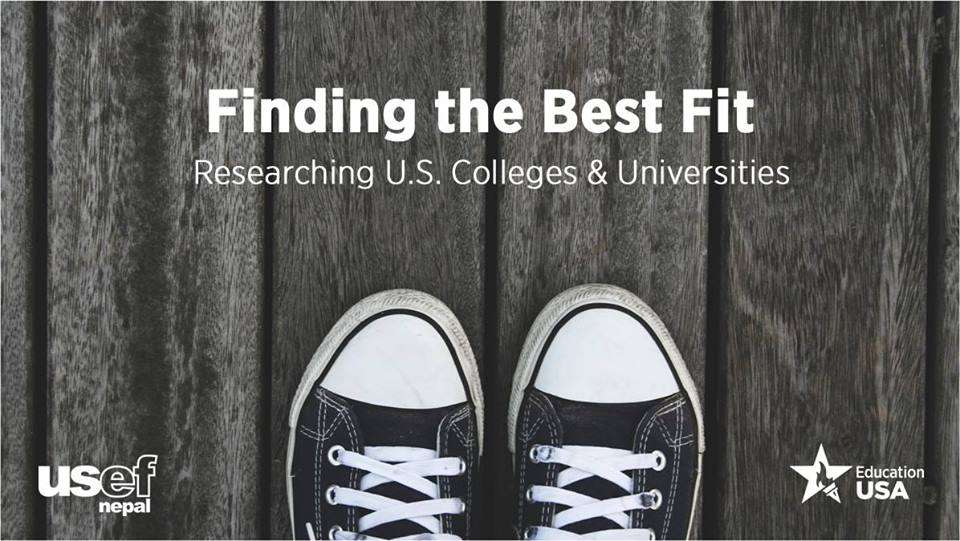 Finding the Best Fit: Researching U.S. Colleges & Universities