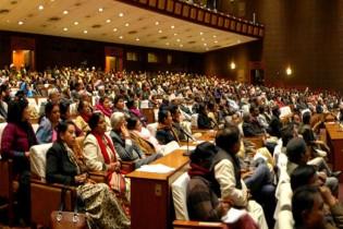 संसदमा जम्मा ५९४ जना सांसद् !