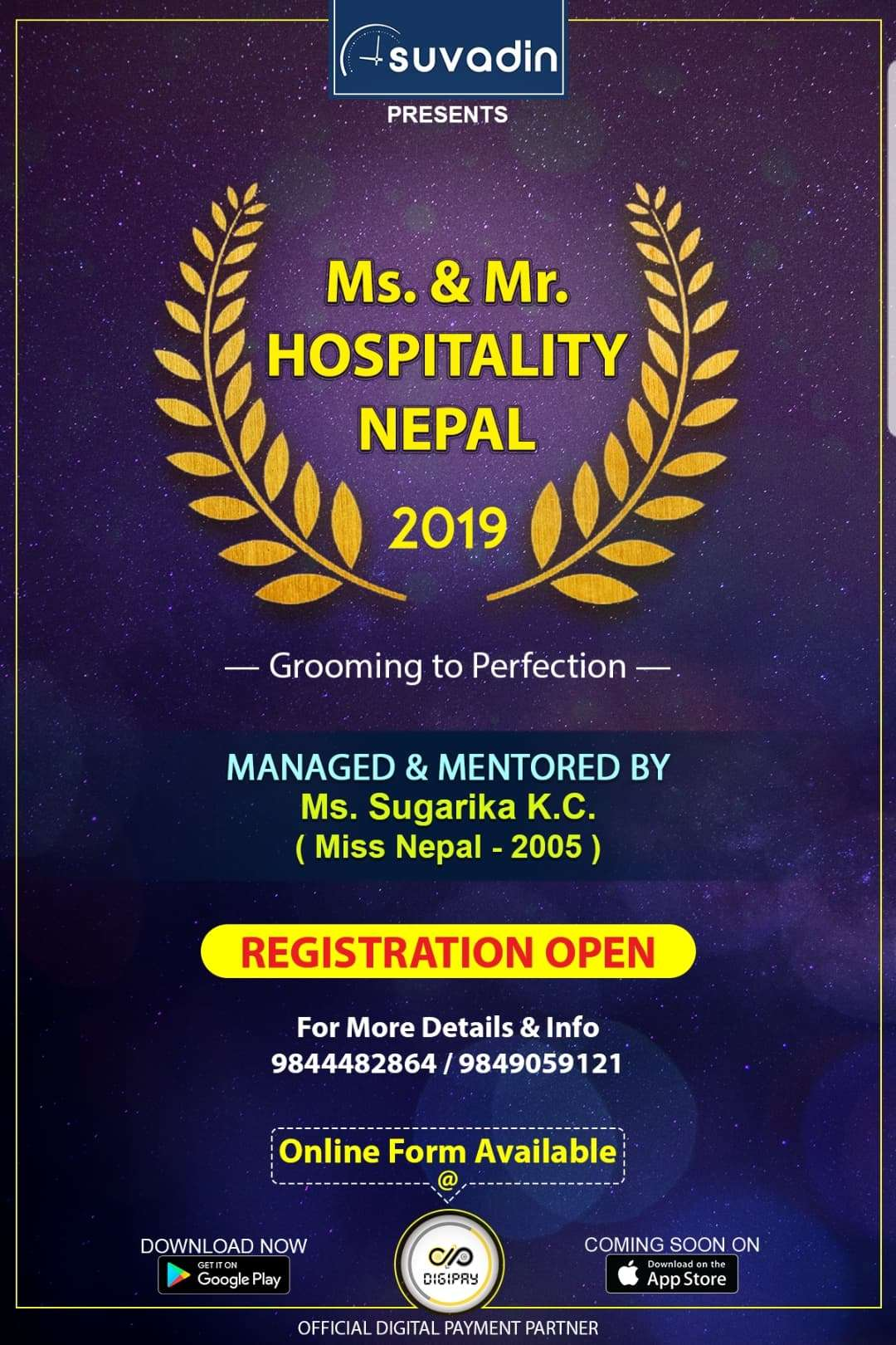 Ms. and Mr. Hospitality