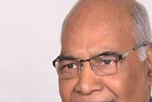 भारतको राष्ट्रपतिमा दलित नेता कोविंद विजयी