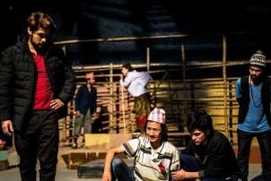 भूटानी शरणार्थीकाे कथा 'हरियाे ढुङ्गा'