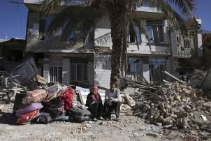 इरानमा लगातार भूकम्प धक्का, कयाैं विस्थापित