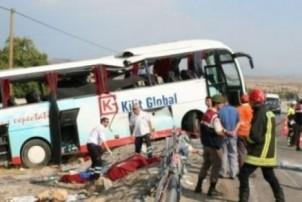 काजकिस्तानमा सडक दुर्घटनामा ५२ को मृत्यु