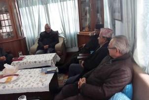 एमाले–माअाेवादी एकता संयाेजन समितिकाे बैठक अाज बस्दै