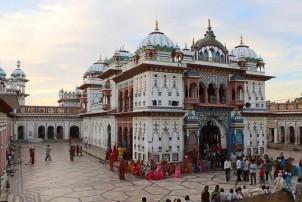 भगवान् श्री रामको पूजा आराधना गरी रामनवमी पर्व मनाइँदै, जनकपुरमा विशेष उल्लास