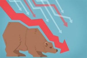 शेयर बजार दोहोरो अंकले ओरालो लागेर बन्द