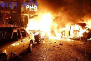 कस्ले गरायो वडाध्यक्ष पौडेलको घरमा बम विष्फोट?