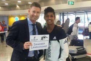 सन्दीपको अष्ट्रेलियन क्रिकेट लिगमा खेल्ने सम्भावना प्रवल