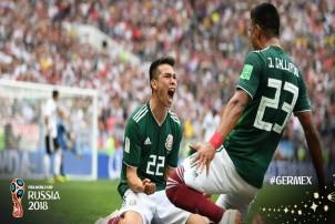 डिफेन्डीङच्याम्पियन जर्मनी मेक्सिको सामु१-० ले स्तब्ध