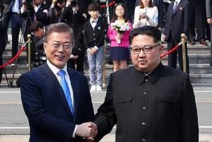 रेलले जोडिँदै दुई कोरिया
