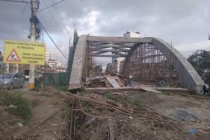 नेपालकै पहिलो 'नेटवर्क आर्क ब्रिज', ट्राफिक जामको समस्या कम गर्न राहत