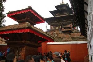 आज महानवमी, तलेजु भगवानीको मन्दिर सर्वसाधारणका लागि खुल्ला