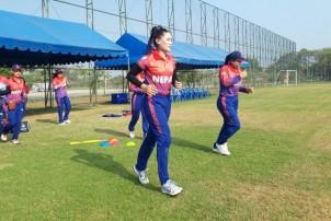 नेपाल महिला टी–ट्वान्टी क्रिकेटको फाईनलमा