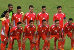 २३ वर्ष मुनिको नेपाली फुटबल टिम कतार प्रस्थान