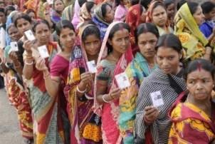 ११७ सिटका लागि आज भारतमा तेस्रो चरणको मतदान