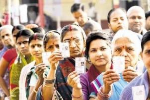 भारतमा अन्तिम चरणको निर्वाचन जारी, चार दिनपछि नयाँ बन्ने सरकारको फैसला