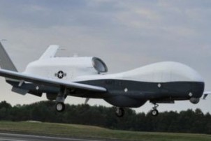 इरानले अमेरिकी ड्रोन खसालेको वासिङ्टनद्वारा पुष्टि
