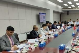 नेपाल-चीन रेलवार्ता बेइजिङमा जारी