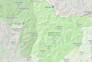 पहिरोमा थुनिएका ५१ सुरक्षित स्थानमा, हेलिकोप्टरमार्फत राहत सामग्री