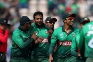 बंगलादेशको तेस्रो जितसँगै अफगानिस्तान ६२ रनले पराजित