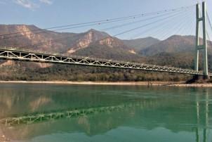 जोखिममा सुदूरपश्चिम जोड्ने कर्णाली पुल