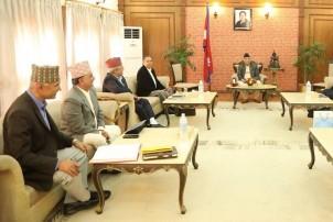 जनवर्गीय संगठनको जिम्मेवारी तोक्न नेकपा सचिवालय बैठक बस्दै