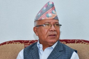 पार्टीमा लिखित फरक मत दर्ता गर्ने तयारीमा माधव नेपाल