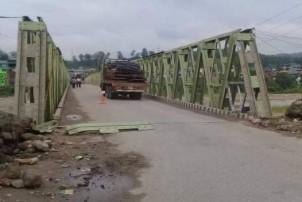 अरुण खोलाको पुल मर्मतपछि पूर्व-पश्चिम राजमार्ग सुचारु