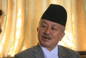 सबै दल संविधान कार्यन्वयनमा केन्द्रित हुनुपर्छ : नेम्वाङ