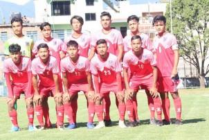 नेपाल र माल्दिभ्सको खेल बराबरी
