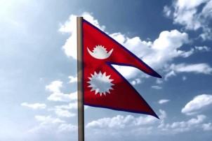 बुर्ज खालिफामा नेपाली झण्डा फहराइने