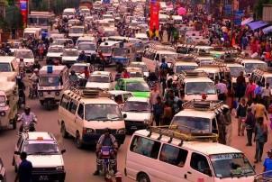 काठमाडौंको ट्राफिक व्यवस्थापनका लागि ५ सय युवा परिचालन
