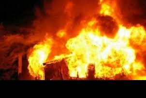 बझाङको एक वडा कार्यालयमा आगजनी
