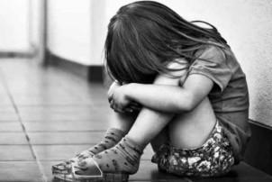 १० वर्षीय बालिका बलात्कृत