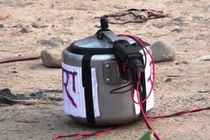 रौतहटको चौधरी इँटाभट्टामा भेटियो कुकर बम