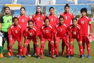 विश्व बरियतामा नेपाली महिला फुटबलको तीन स्थान सुधार