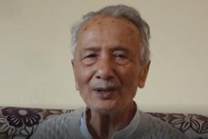नेपाली साहित्यकार लीलबहादुर क्षेत्रीलाई भारतले दियो पद्मश्री सम्मान