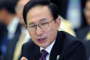 भ्रष्ट्राचार मुद्दामा कोरियाका पूर्व राष्ट्रपति लि म्युङलाई १७ वर्षको जेल सजाय