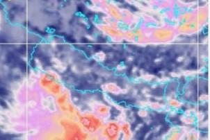 पश्चिमी वायुको प्रभावले फेरि वर्षा र हिमपात
