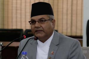 सञ्चार तथा सूचना प्रविधिमन्त्री गोकुल बाँस्कोटाले दिए राजीनामा