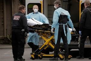 अमेरिकामा कोभिड–१९ बाट दुई लाख मानिसको मृत्यु हुने चेतावनी, ट्रम्प 'सजग'